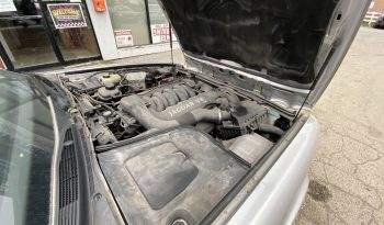 2003 Jaguar Vanden Plas full