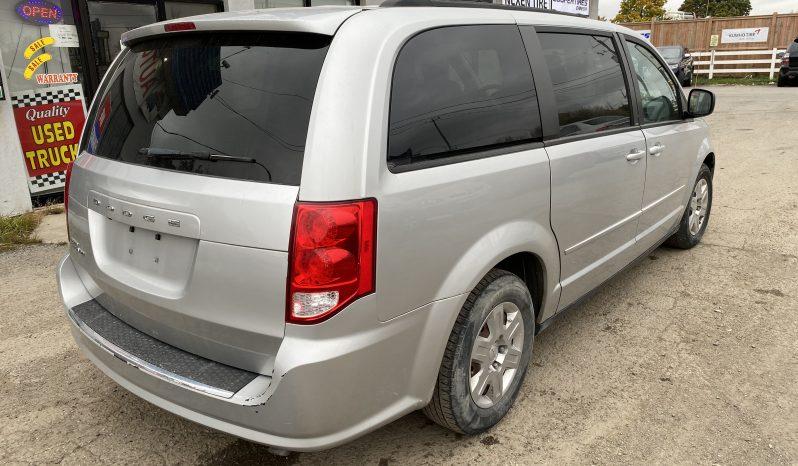 2012 Dodge Grand Caravan full