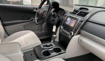 2012 Toyota Camry full
