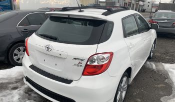 2012 Toyota Matrix S – Sunroof, Alloy Rims, and Bluetooth full