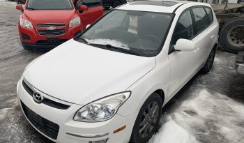 2012 Hyundai Elantra Touring with Sunroof full