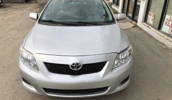 2009 Toyota Corolla (Touch Starter)