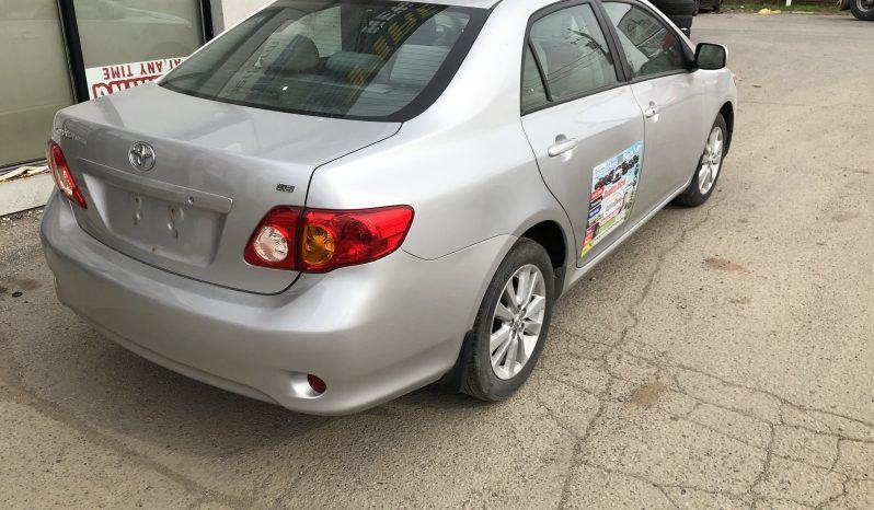 2009 Toyota Corolla (Touch Starter) full