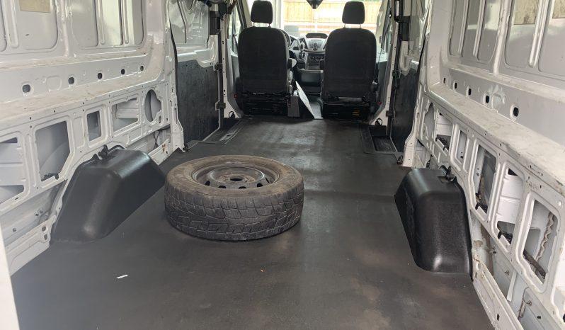 2017 Ford Transit T250 full