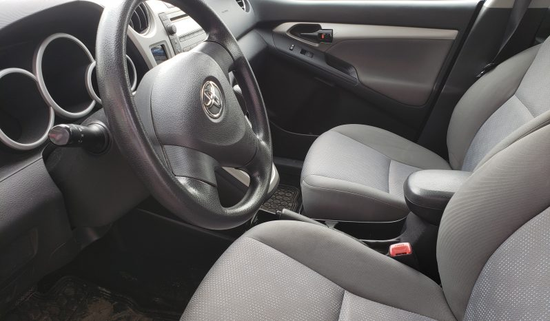 2009 Toyota Matrix full