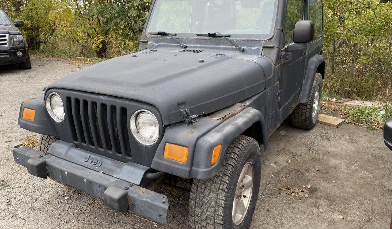 2003 Jeep Wrangler full