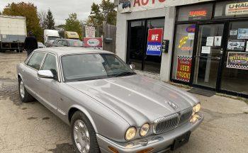 2003 Jaguar Vanden Plas