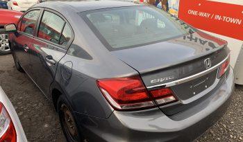 2013 Honda Civic – Alloy Rims full