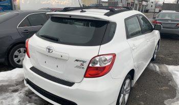 2012 Toyota Matrix S – Sunroof, Alloy Rims, and Bluetooth full