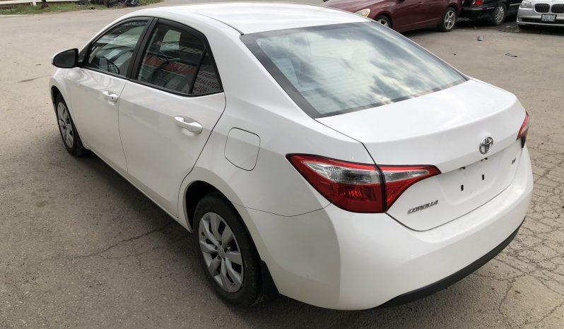 2014 Toyota Corolla full