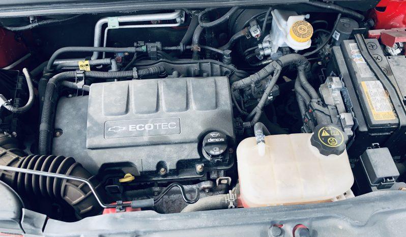 2016 Chevrolet Trax full