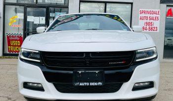 2017 Dodge Charger Rallye full